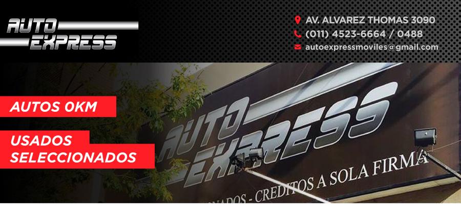 Concesionaria Auto Express Móviles